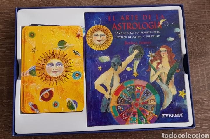 Juegos antiguos: EL ARTE DE LA ASTROLOGÍA BETHEA JENNER EVEREST - Foto 3 - 130935303