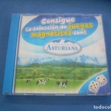 Juegos antiguos: JUEGO MAGNÉTICO CENTRAL LECHERA ASTURIANA, PARCHÍS. LECHE. Lote 131653314