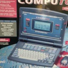 Juegos antiguos: ORDENADOR COMPU TOP DE EDUCA. Lote 132171086