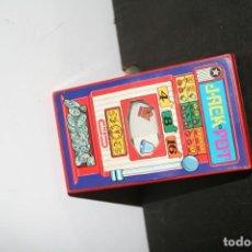 Juegos antiguos: MAQUINA JUGUETE 1976 TOMY TRAGAPERRAS JACK POT . Lote 132755874
