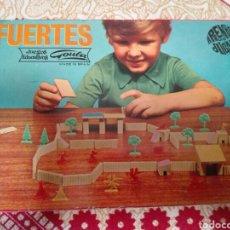 Juegos antiguos: CAJA FUERTES GOULA REF. 602. Lote 132802510