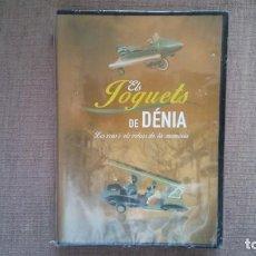 Giochi antichi: CD DOCUMENTAL ELS JOGUETS DE DENIA. Lote 135385902