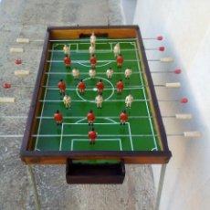 Juegos antiguos: FUFBOLIN DE LOS AÑOS 60-70. Lote 135844006