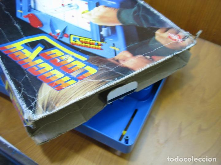 Juegos antiguos: Antiguo juego Hockey loco de Mattel 1978 - Foto 2 - 136288938