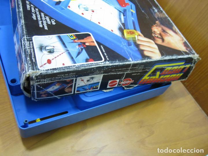 Juegos antiguos: Antiguo juego Hockey loco de Mattel 1978 - Foto 4 - 136288938