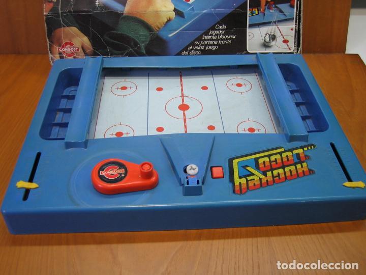 Juegos antiguos: Antiguo juego Hockey loco de Mattel 1978 - Foto 10 - 136288938