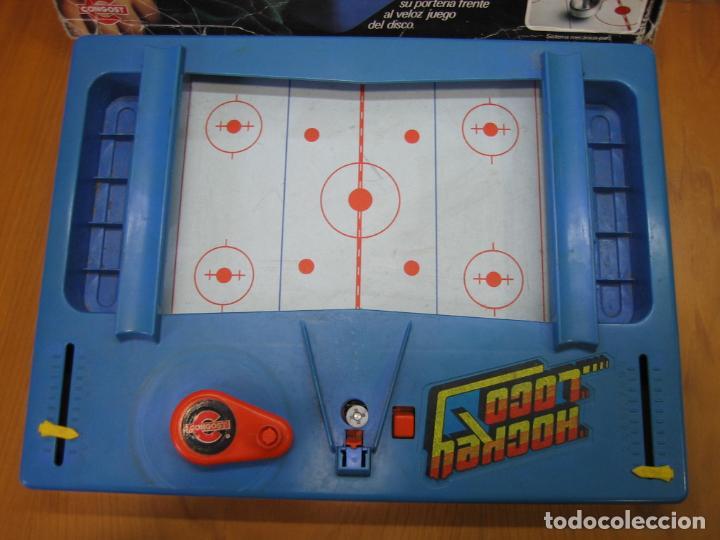 Juegos antiguos: Antiguo juego Hockey loco de Mattel 1978 - Foto 11 - 136288938