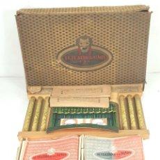 Juegos antiguos: EL TEATRO DE LOS NIÑOS. MODELO BB, CC Y M. C.B.N. SEIX BARRAL. CIRCA 1930.. Lote 137479966