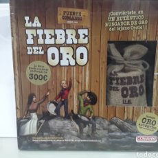 Juegos antiguos: COMANSI LA FIEBRE DEL ORO (C20134) SIN ABRIR. TOTALMENTE NUEVO. Lote 138301661