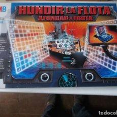 Juegos antiguos: HUNDIR LA FLOTA MB 2000 COMPLETO CASI NUEVO. Lote 138677158