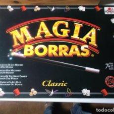 Juegos antiguos: MAGIA BORRAS CLASSIC CASI NUEVO. Lote 138677542