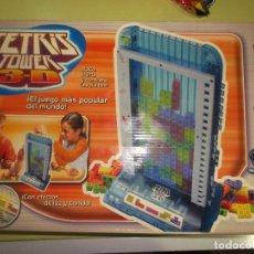 Juegos antiguos: TETRIS TOWER 3D DE FAMOSA 2005 CASI NUEVO. Lote 138677878