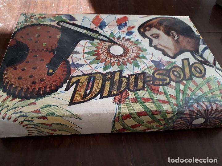 Juegos antiguos: Dibusolo de Congost. Sin estrenar. En su caja original. Completo. Años 60 - Foto 6 - 138833654