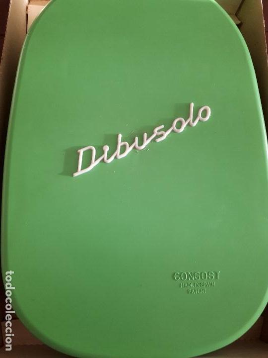 Juegos antiguos: Dibusolo de Congost. Sin estrenar. En su caja original. Completo. Años 60 - Foto 2 - 138833654