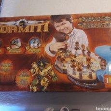 Juegos antiguos: LA BATALLA DE GORM GORMITI IMC TOYS. Lote 136713918
