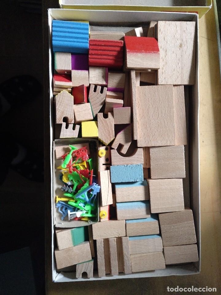 Juegos antiguos: URBIS 3 ESTACIONES - GOULA JUEGO CONSTRUCCION CON INSTRUCCIONES GASTOS DE ENVIO GRATIS - Foto 3 - 139698446