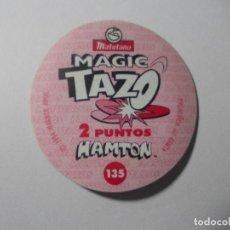 Juegos antiguos: TAZO MAGIC MATUTANO 1994 Nº 135. Lote 140215610