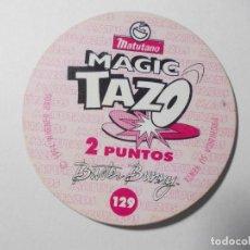 Juegos antiguos: TAZO MAGIC MATUTANO 1994 Nº 129. Lote 140215682