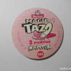 Juegos antiguos: TAZO MAGIC MATUTANO 1994 Nº 144. Lote 140215914