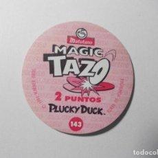 Juegos antiguos: TAZO MAGIC MATUTANO 1994 Nº 143. Lote 140215946