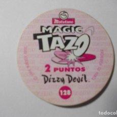 Juegos antiguos: TAZO MAGIC MATUTANO 1994 Nº 128. Lote 140216226