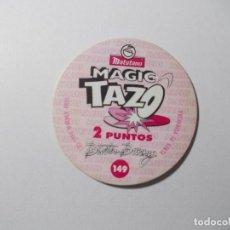 Juegos antiguos: TAZO MAGIC MATUTANO 1994 Nº 149. Lote 140216654