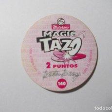 Juegos antiguos: TAZO MAGIC MATUTANO 1994 Nº 140. Lote 140216722