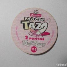 Juegos antiguos: TAZO MAGIC MATUTANO 1994 Nº 113. Lote 140216950