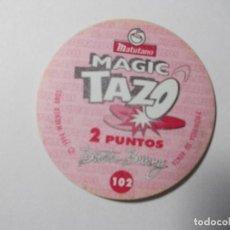 Juegos antiguos: TAZO MAGIC MATUTANO 1994 Nº 102. Lote 140217094