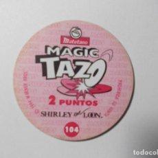 Juegos antiguos: TAZO MAGIC MATUTANO 1994 Nº 104. Lote 140217150