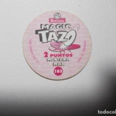 Juegos antiguos: TAZO MAGIC MATUTANO 1994 Nº 103. Lote 140217242