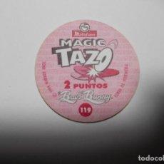 Juegos antiguos: TAZO MAGIC MATUTANO 1994 Nº 119. Lote 140217310