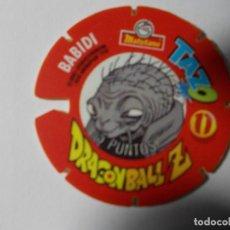 Juegos antiguos: TAZO DRAGONBALL MATUTANO 1989 Nº 11. Lote 140219550