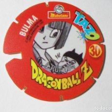Juegos antiguos: TAZO DRAGONBALL MATUTANO 1989 Nº 30. Lote 140219598