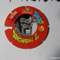 Juegos antiguos: TAZO DRAGONBALL MATUTANO 1989 Nº 17. Lote 140219794