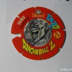 Juegos antiguos: TAZO DRAGONBALL MATUTANO 1989 Nº 29. Lote 140219906