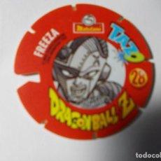 Juegos antiguos: TAZO DRAGONBALL MATUTANO 1989 Nº 28. Lote 140219946