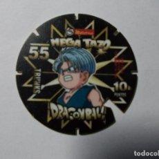 Juegos antiguos: MEGA TAZO DRAGON BALL MATUTANO Nº 55. Lote 140355554