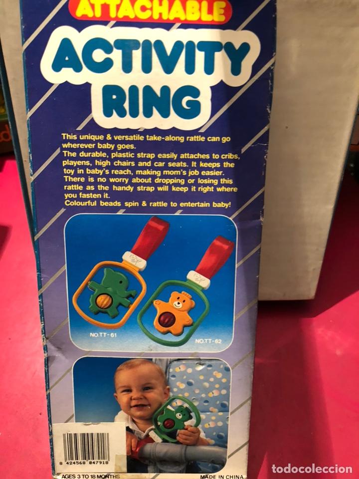 Juegos antiguos: Sonajero bebés tipo chicos - Foto 2 - 140556829