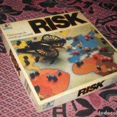 Juegos antiguos: RISK COMPLETO ANTIGUO BORRAS. Lote 140995638