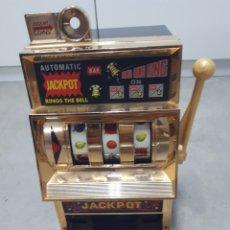Juegos antiguos: TRAGAPERRAS. Lote 141815425