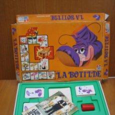 Juegos antiguos: ANTIGUO JUEGO DE UN, DOS , TRES. BOTILDE. Lote 141920062