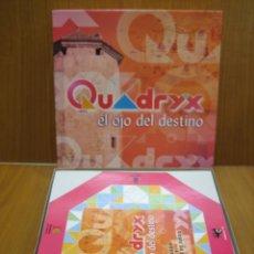 Juegos antiguos: T. JUEGO OPEN CUADRYX.NO JUGADO. Lote 142239430