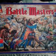 Juegos antiguos: BATTLE MASTERS. EL GRAN JUEGO DE LA GUERRA. Lote 142432342