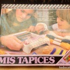 Juegos antiguos: MIS TAPICES DE LA MARCA FEBER. Lote 142952976
