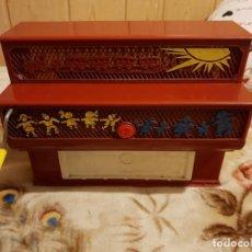 Juegos antiguos: ORGANILLO DE JUGUETE REIG. Lote 143734570