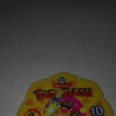 Juegos antiguos: TAZO MATUTANO TAZ FLASH. Lote 143734858