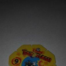 Juegos antiguos: TAZO MATUTANO TAZ FLASH. Lote 143734958