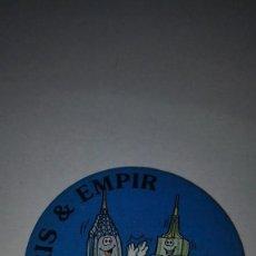 Juegos antiguos: TAZO SUPER CAPS. Lote 143736718