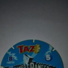 Juegos antiguos: TAZO MATUTANO POWER RANGERS. Lote 143737174